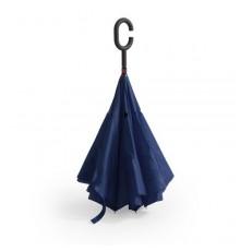 "Parapluie réversible ""Hamfrey"" marine"