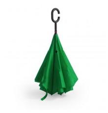 """Parapluie réversible """"Hamfrey"""" vert"""