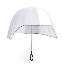 "Parapluie ""Babylon"" blanc"