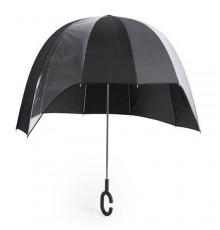 """Parapluie """"Babylon"""" noir"""