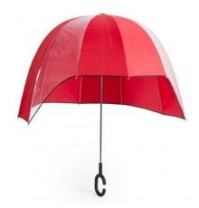 """Parapluie """"Babylon"""" rouge"""