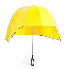 """Parapluie """"Babylon"""" jaune"""