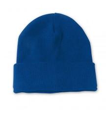 "Bonnet ""Lana"" bleu"