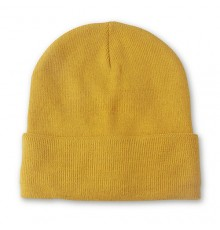 "Bonnet ""Lana"" jaune"
