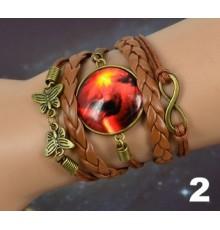Bracelet galaxie