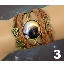 Bracelets galaxie