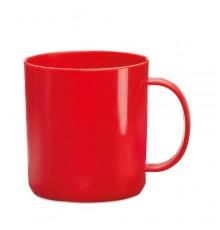 "Tasse ""Witar"" rouge"