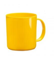 """Tasse """"Witar"""" jaune"""