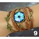 Bracelet globe pas cher