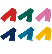 """Écharpe """"Anut"""" de coloris différents"""