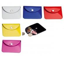 """Porte-monnaie """"Crux"""" de coloris différents"""
