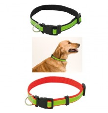 "Collier réflecteur ""Muttley"" Ajustable"
