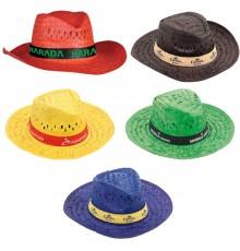 """Chapeau """"Splash"""" en Paille"""