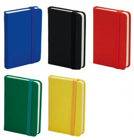 """Bloc notes """"Minikine"""" de coloris différents"""