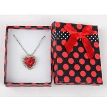 Boite cadeau pour bijoux