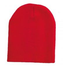 """Bonnet """"Jive"""" rouge"""