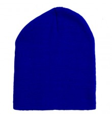 """Bonnet """"Jive"""" bleu royal"""