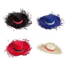 """Chapeau """"Filagarchado"""" de coloris différents"""