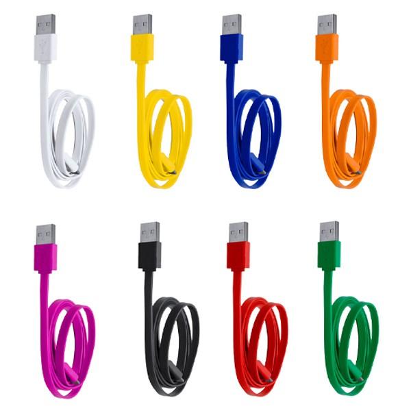 """Câble Chargeur """"Yancop"""" pour Smartphone"""