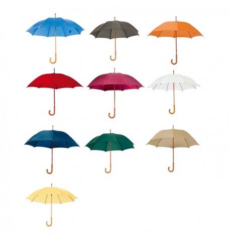 """Parapluie """"Santy"""" de coloris différents"""