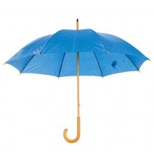"""Parapluie """"Santy"""" bleu royal"""