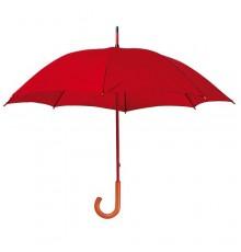 """Parapluie """"Santy"""" rouge"""