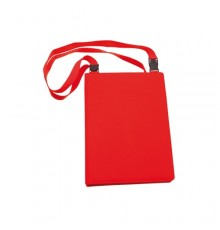 Porte-Documents Conquer Rouge