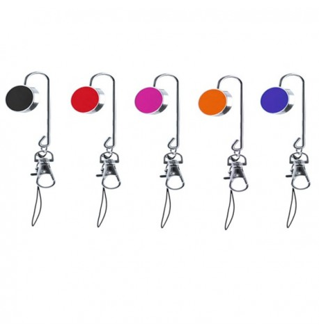 """Porte-sac porte-clés """"Lysia"""" de coloris différents"""