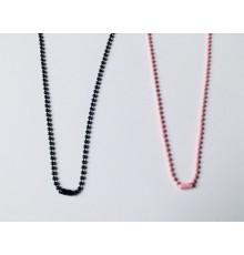 Chaînette pour pendentif et bijoux en verre