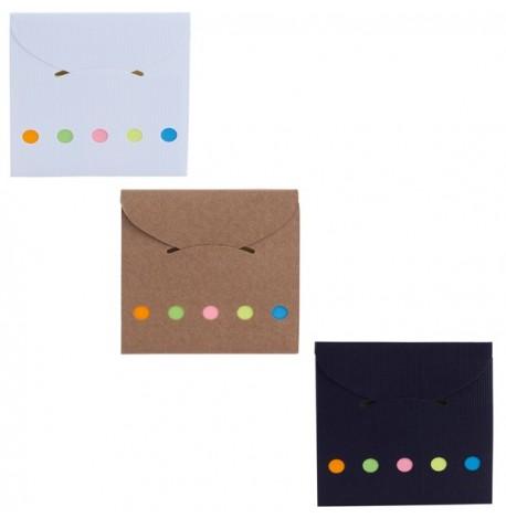 """Bloc notes """"Covet"""" de coloris différents"""