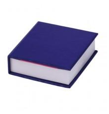 """Porte notes """"Codex"""" bleu"""