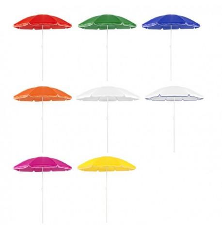 """Parasol """"Mojácar"""" de coloris différents"""