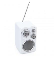 Haut-Parleurs Radio Tuny Blanc