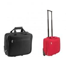 Trolley Cubic Noir et Rouge