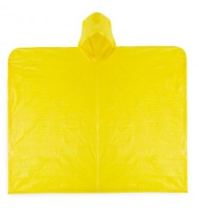 Poncho Zaril jaune