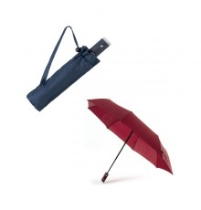 Parapluie Dack Marine et Rouge