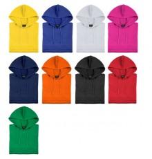 """Sweat-shirt technique adulte """"Theon"""" de coloris différents"""