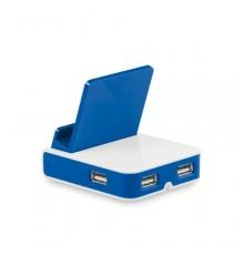Support pour Mobile Indux Bleu