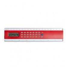 "Règle calculatrice ""Profex"" rouge"