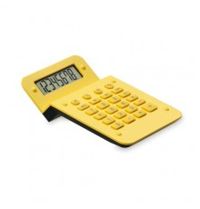 Calculatrice Nebet Jaune