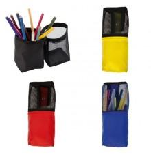 """Étui crayons """"Dasoe"""" de coloris différents"""
