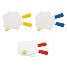 Raquette Plage Quadro Multicolores