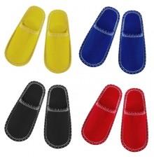 """Pantoufles """"Cholits"""" de coloris différents"""