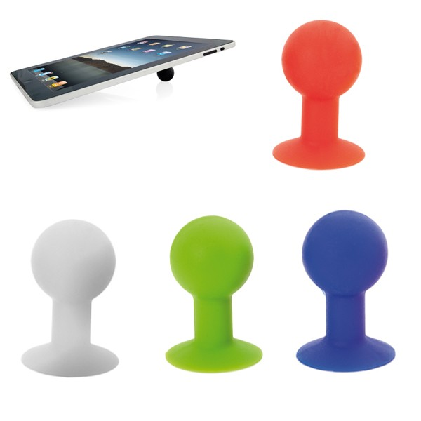 "Support Smartphone ""Puck"" en Silicone"