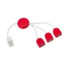 """Port USB """"Pod"""" rouge"""