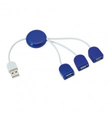 """Port USB """"Pod"""" bleu"""