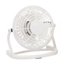 """Mini ventilateur """"Miclox"""" blanc"""