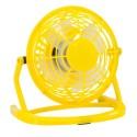 "Mini ventilateur ""Miclox"" jaune"