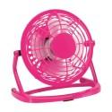 """Mini ventilateur """"Miclox"""" fuchsia"""