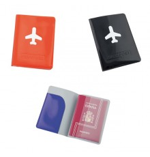 """Étui Passeport """"Klimba"""" en PVC"""